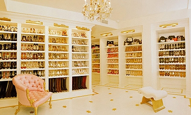 Dream Shoe Closet