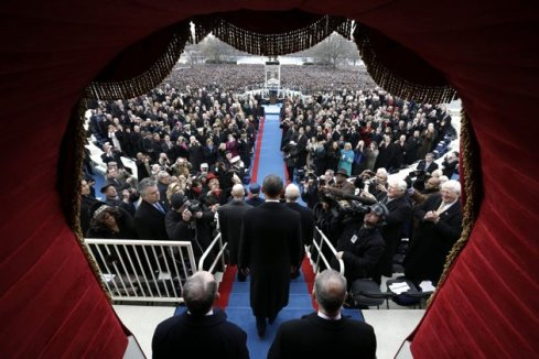 Inauguration Feature